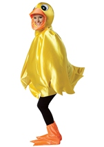 Yellow Ducky Adult Unisex Costume