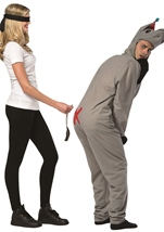 Pin the Tail On The Donkey Adult Costume