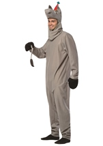 Pin the Tail On The Donkey Adult Halloween Costume