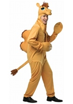 Camel Mens Jumpsuit Costume with Headpiece by Rasta Imposta