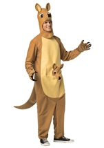 Kangaroo Men Adult Costume