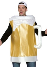 Beer Mug Adult Costume