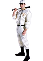 Old Time Baseball Player Men Costume