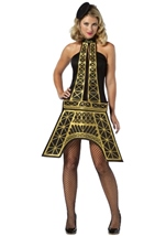 Eiffel Tower Women Costume