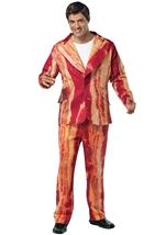 Bacon Suit Men Costume