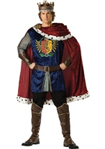 Deluxe Noble King Men Costume