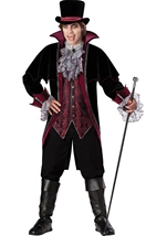 Vampire Of Versailles Men Deluxe Costume