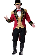Deluxe Men Ring Master Costume