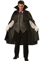 Midnight Vampire Men Costume