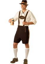 Bavarian Guy Mens Costume