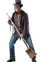 Grave Robber Mens Costume