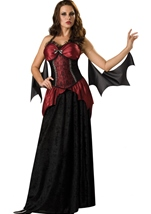 Vampiress Womens Costume