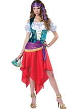 Mystical Gypsy Woman Costume