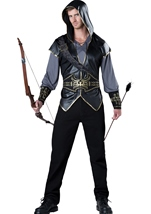 Hooded Huntsman Men Costume