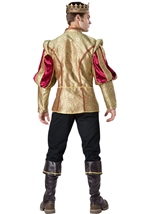 Adult Renaissance Prince Men Royal Costume