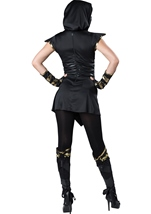 Ninja Mystique Woman Halloween Costume