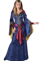 Maid Marian Woman Deluxe Halloween Costume