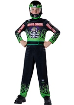 Monster Jam Grave Digger Boys Costume