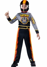 Monster Jam Max D Boys Costume