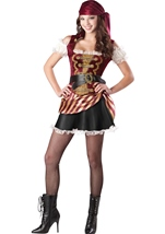 Pirate Babe Teens Costume