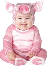 Little Piggy Toddler Baby Costume