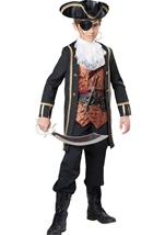 Pirate Captain Scurvy Boys  Costume