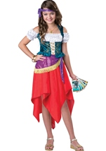 Mystical Gypsy Girls Costume