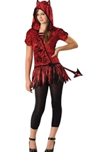 Devil in da Hood Girls Costume