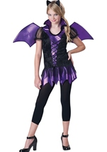 Bat Reputation Girls Costume