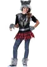 Wear Wolf Girls Costume