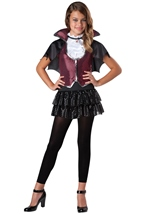 Glampiress Girls Vampire Halloween Costume