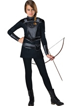 Warrior Huntress Girls Tween Costume