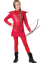 Warrior Huntress Tween Girls Costume