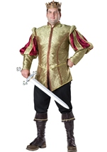 Renaissance Prince Men Plus Deluxe Costume