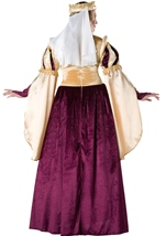 Renaissance Princess Plus Size Woman Halloween Costume