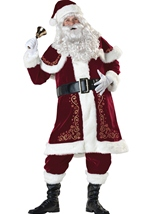 Jolly OL Saint Nick Men Christmas Costume