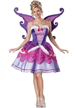 Sugarplum Fairy Womens Deluxe Costume