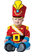Tiny Toy Soldier Toddler Deluxe Costume