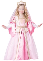Kids Princess Deluxe Girls Toddler Costume
