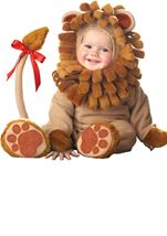 Lil Lion Toddler Deluxe Costume
