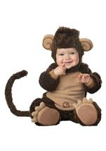 Lil Monkey Toddler Deluxe Costume
