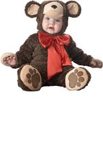 Lil Teddy Bear Toddler Deluxe Costume