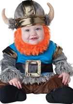 Lil Viking Toddler Deluxe Costume