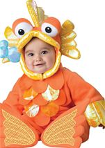 Giggly Goldfish Toddler Costume