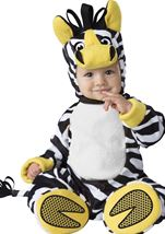 Zany Zebra Toddler Costume