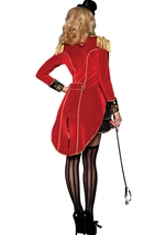 Big Top Tease Women Ring Mistress Halloween Costume