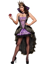 Evil Queen Woman Deluxe Costume