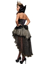 Evil Queen Woman Deluxe Halloween Costume