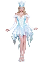 Snow Queen Woman Costume