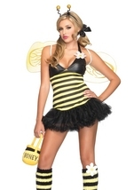 Daisy Bee Halloween Costume